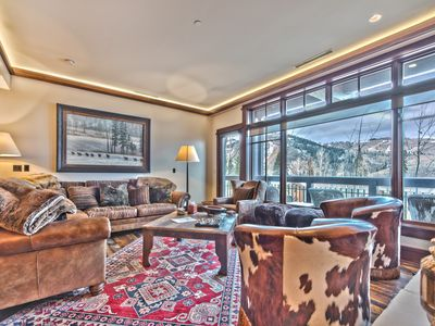 Photo for Beautiful Condo in Deer Valley and just steps away from Silver Buck Ski Run!