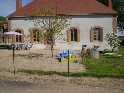Photo for Gite Cressanges, 3 bedrooms, 6 persons