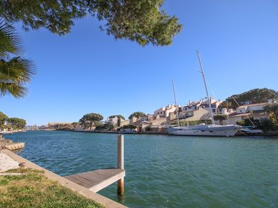 Photo for 1BR Apartment Vacation Rental in PORT-GRIMAUD