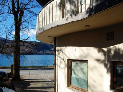 Photo for Panorama Apartment 3 - One bedroom holiday accommodation at Lake Bled, for up to 3 guests