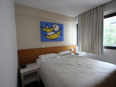 Photo for Apartment in Rio de Janeiro with Lift, Air conditioning, Pool (756636)
