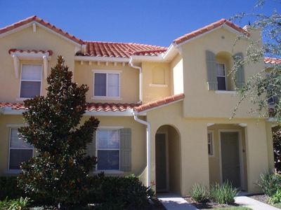 Photo for Beautiful Charming Townhome Less Than 2 Miles From Disney World!