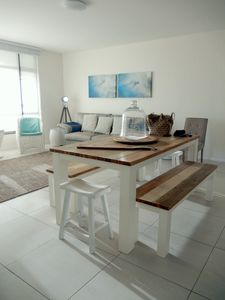 Photo for Beautiful, Modern Beach Front Apartment