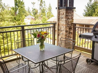 Photo for Parksville Sunrise Ridge Waterfront Resort 2 Bedroom Condo