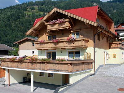 Photo for Haus Barber, Apartment 2 in the Wildkogel family holiday arena, Austria