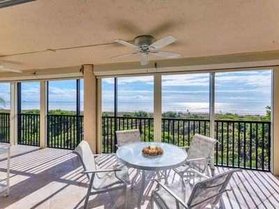 Photo for Direct Gulf Front Views in this modern meets coastal 3 bedroom condo Spring Savings!!