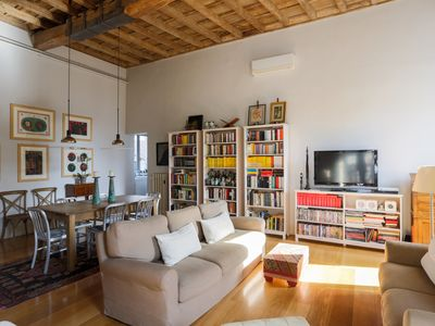 Photo for Piazza Costaguti by onefinestay