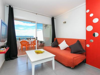 Photo for Apartment MEDA CHICA in Roses - 3 persons, 1 bedrooms