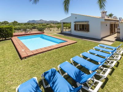Photo for Villa Gabriel near the Beach in Alcudia