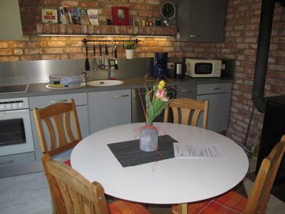 Photo for Vacation home Ferienhaus Moritz (ZSW100) in Züssow - 4 persons, 2 bedrooms