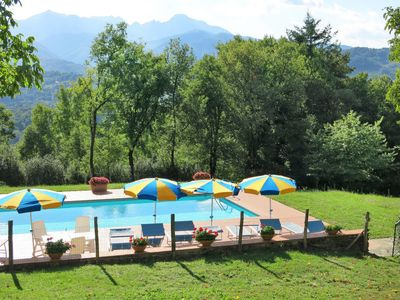 Photo for Apartment Podere Poderino (CNG131) in Castelnuovo di Garfagnana - 6 persons, 3 bedrooms