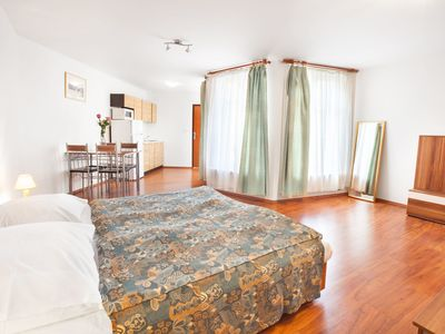 Photo for Apartment studio for 3 persons in the City center