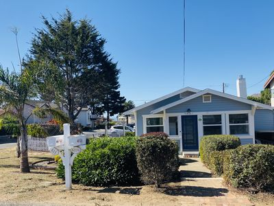 Photo for Charming Beach Bungalow built 1925 located 2 blocks from downtown.