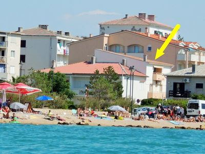 Photo for Apartments Ivanka, (15404), Pag, island of Pag, Croatia