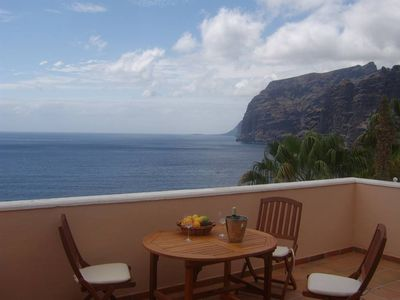 Photo for Luxury apartment  with stunning viws of  Cliffs of the Giants