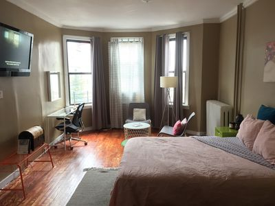 Photo for Large, Newly Renovated, One Bedroom, minutes from NYC