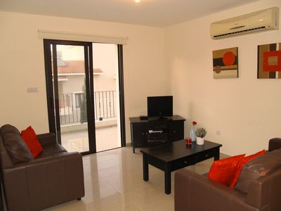 Photo for Kyklades Resort DPSBF08-Two Bed Apartment- Pool-Gym-Spa