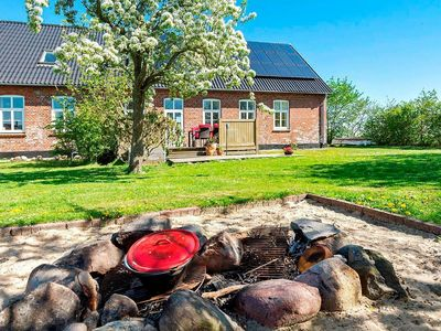 Photo for Spacious Holiday Home in Jutland Denmark with Campfire