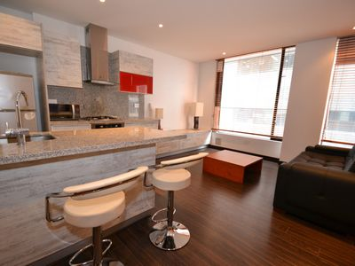 Photo for CELESTE - 1 Br.  Executive Apartment with modern decor