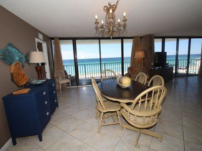 Photo for 2 BR Gulf Front Completely Remodeled Condo Spacious! Free Beach Chairs!