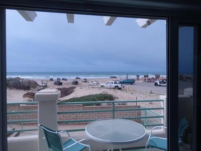 BEACH FROM FAMILY ROOM