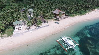 Photo for A Tropical Island & adventure getaway right next to World famous Boracay Island.