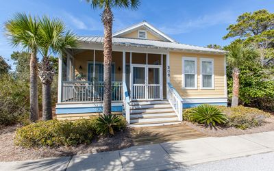 Photo for Seacrest beach home with large community pool and 3 bikes