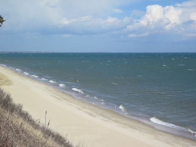 Photo for Private, Nantucket Village Style Condo, steps to beach and ocean
