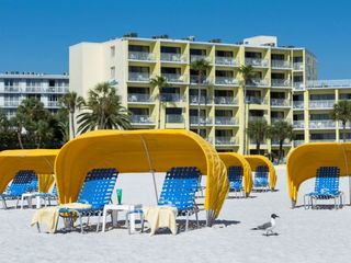 St. Pete Beach apartment