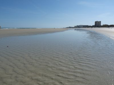 Photo for Walk right out to Beach - Ground Floor - Oceanfront 2BR/2BA - Newly Renovated
