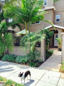 Photo for Luxury 3 Story Townhouse 3 BR/ 4BA.  All master suites!  Private yard and patio