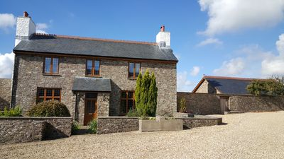 Photo for Medieval Manor House Farm House Idyllic Rural Views Near To North Devon Coast
