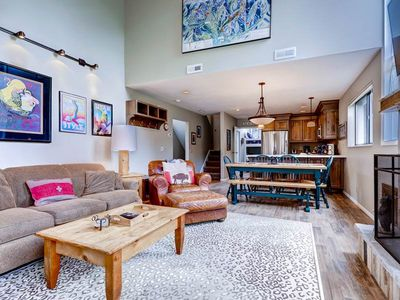 Photo for 4 BR Red Pine Townhome14T- Just Below the Canyons Village