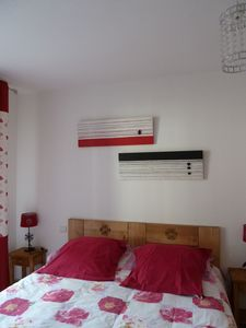 Photo for APPART GERARDMER in a small residence R DE CH CITY CENTER PRIVATE GARAGE