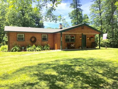 Photo for 2BR Cabin Vacation Rental in New Tripoli, Pennsylvania