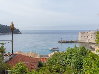 Photo for One bedroom Apartment Marija with balcony in Dubrovnik