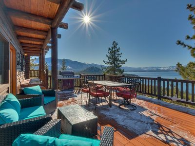 Photo for Spectacular Views of the lake, South Martin (ZC228)