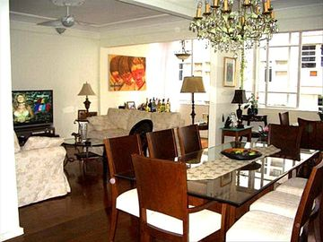 Rio - 4 Bedroom, 4 Bath Luxury Condo in Copacabana  ENGLISH SPOKEN