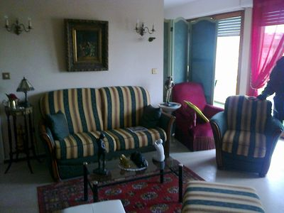 Photo for Pleasant apartment on Libourne