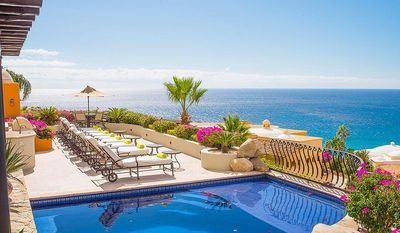 Photo for Villa Las Flores - 7 bedrooms, Pacific side of Pedregal- Awesome Views!
