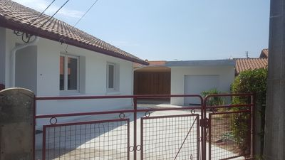 Photo for Mimizan Beach SOUTH: Renovated house 6 pers 300m from the beach, with WIFI