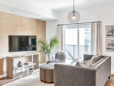Photo for Luxe Flat by the Park | Midtown | LOCAL