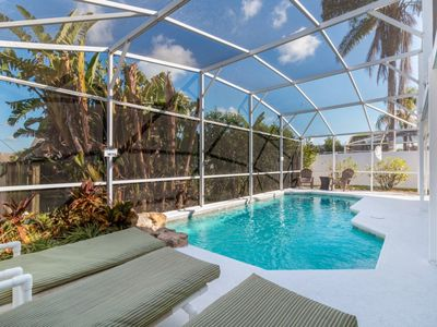 Photo for Audez Family Combo - Private Pool- Hot Tub-Game Room/ Near Disney