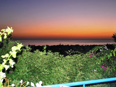 Photo for Fabulous Very Private Coral Bay Villa, Fantastic Sea Views, Colourful Garden