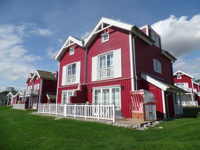 """Photo for H092 semi-detached house """"Ostsehblick"""" - H092 semi-detached house """"Windjammer"""""""