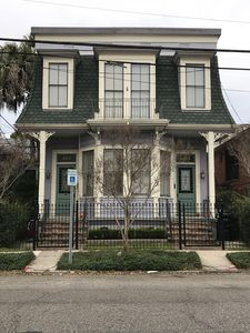 Photo for 3 Bedroom steps away from  Mardi Gras Parade Route
