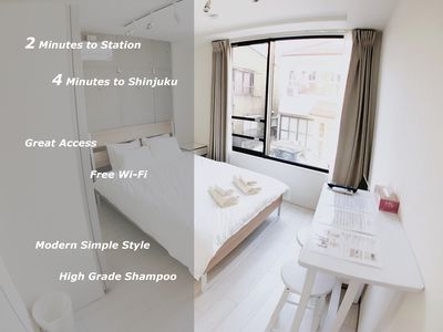 Photo for 24A new house in shinjuku/great access