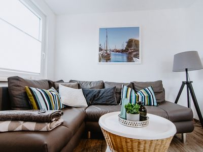 Photo for Modern ambience, Nordic flair and a central location in Büsum.