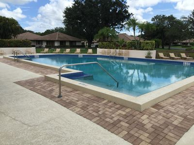 Club Cottages Pool