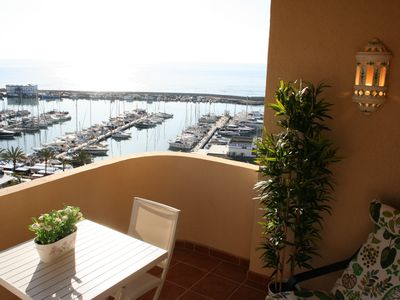 Photo for !! Magnificent T 3 !! Sea views, marina! WIRELESS ! Modern! Spacious 6 p